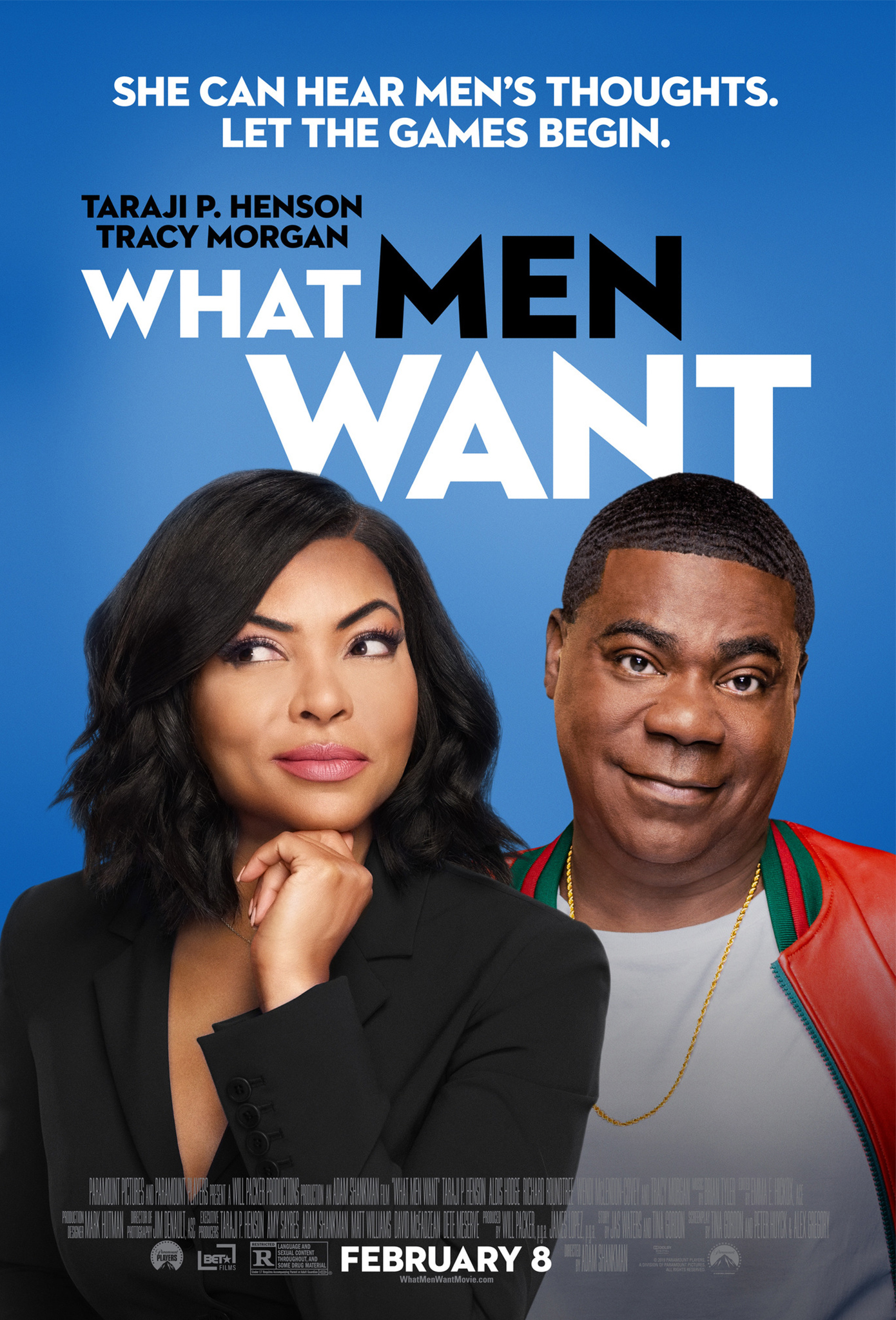 What Men Want (2019) [Sub TH]