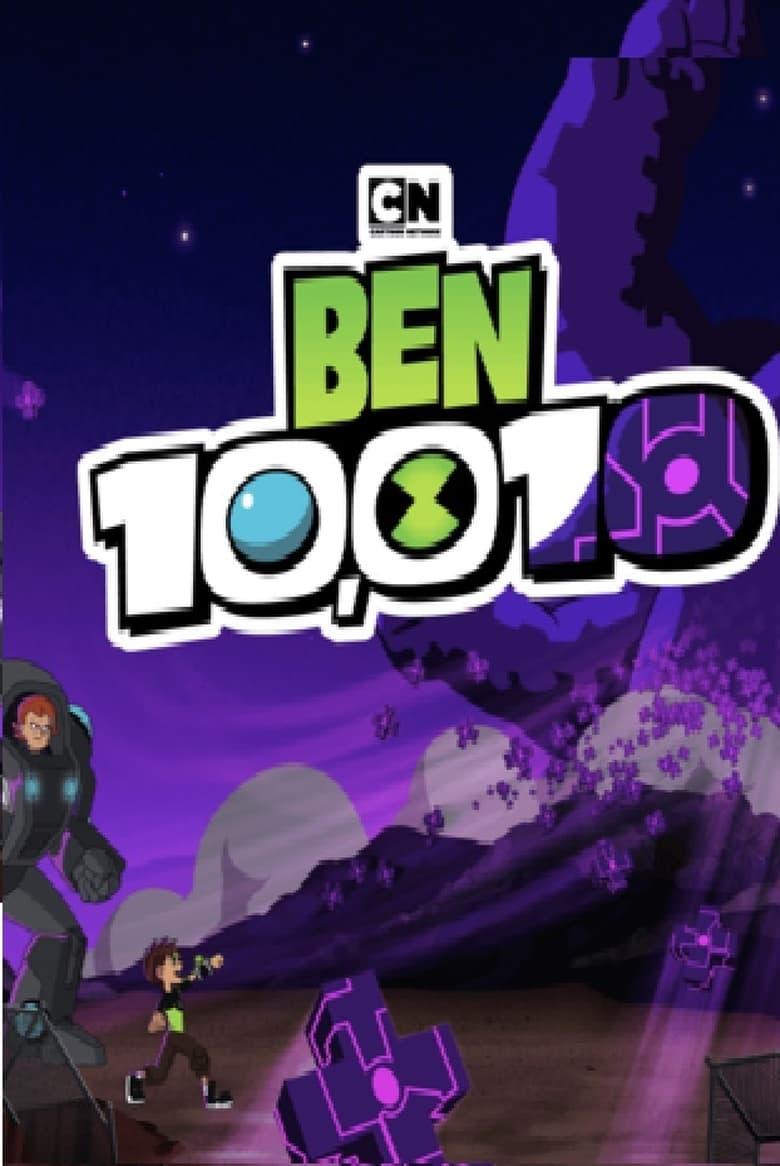 BEN 10: BEN 10,010 (2020)