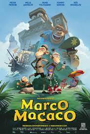 Marco Macaco (2012) มาร์โค ลิงจ๋อยอดนักสืบ