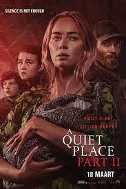 A Quiet Place Part 2 (2021) ดินแดนไร้เสียง 2